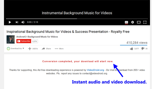 How to Download Unlimited HD Videos from YouTube for