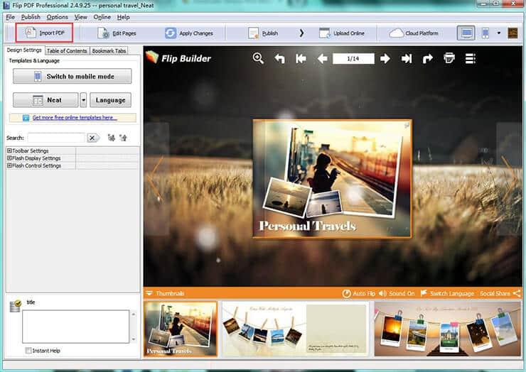 How To Create An Online Photo Book Flipbuilder Blog