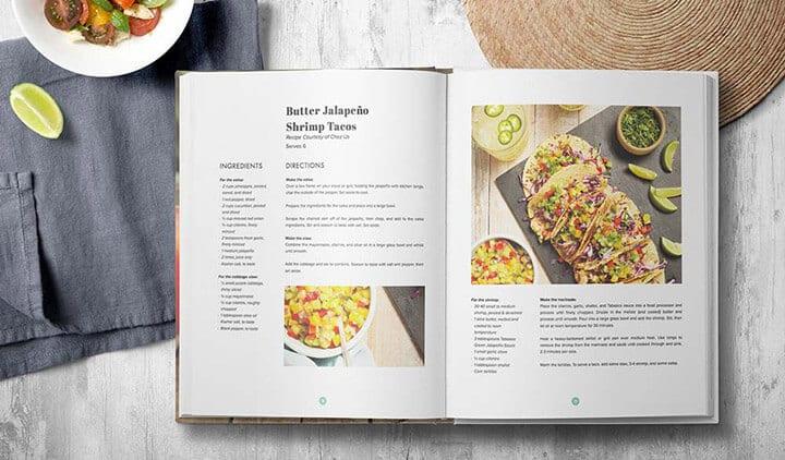 How To Create A Recipe Book Online Flipbuilder Blog